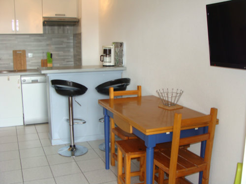 Flat in Saint-Cyprien Plage - Vacation, holiday rental ad # 48108 Picture #3