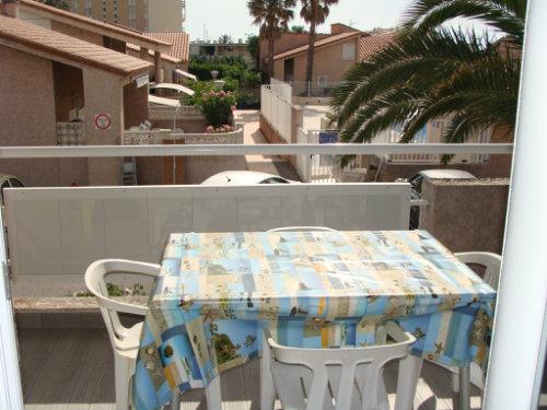 Appartement Saint-cyprien Plage - 5 personnes - location vacances  n�48108