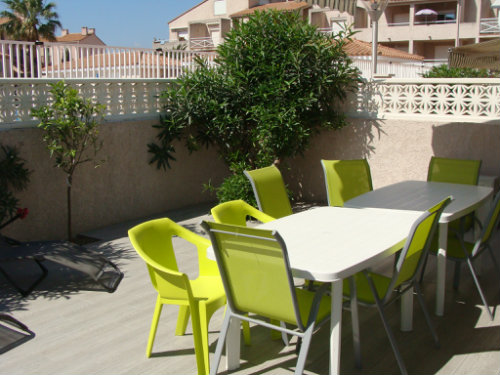 House 8 people Saint-cyprien Plage - holiday home  #48116