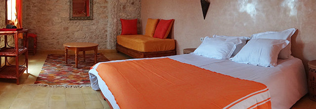 Chambre d'hôtes 4 personnes Essaouira - location vacances  n°48141