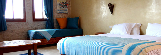 Maison Essaouira - 4 personnes - location vacances  n°48142