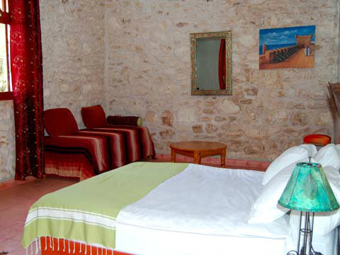 Chambre d'hôtes 4 personnes Essaouira - location vacances  n°48144