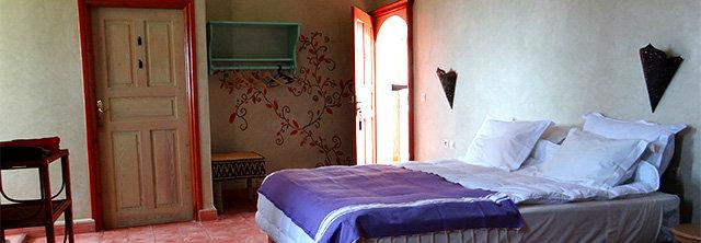 Chambre d'hôtes 4 personnes Essaouira - location vacances  n°48145