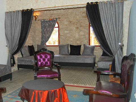 Chambre d'hôtes 8 personnes Essaouira - location vacances  n°48148