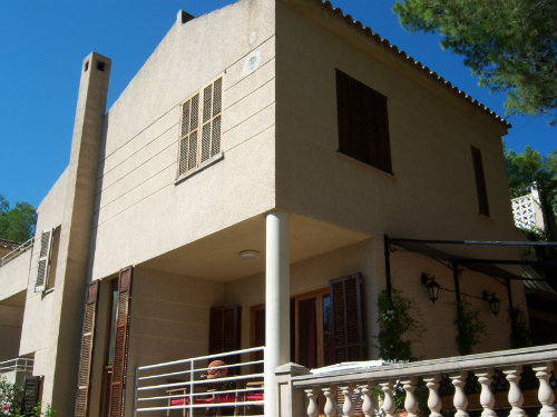 Bed and Breakfast in Santa ponsa voor  4 •   met terras   no 48174