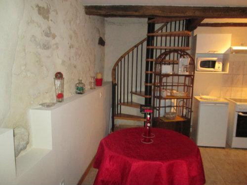 Maison à Gensac pour  4 •   1 chambre