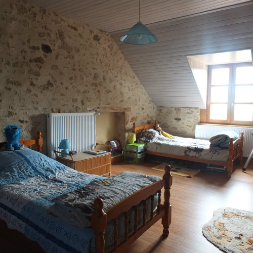 House in Urciers - Vacation, holiday rental ad # 48190 Picture #9