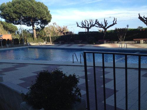 Appartement in Arenys de mar für  5 •   mit Schwimmbad auf Komplex