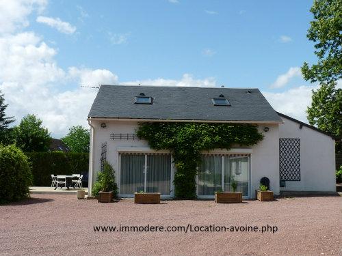 House Benais - 3 people - holiday home  #48216
