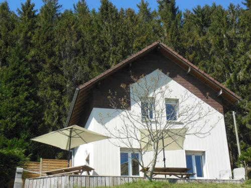 Casa rural en Girmont val d'ajol para  7 •   3 dormitorios