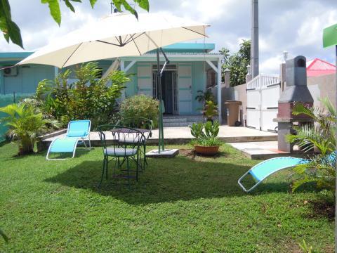 Appartement Le Moule - 4 personnes - location vacances  n�48257