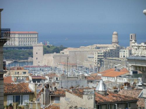 Appartement 6 personnes Marseille - location vacances  n°48262