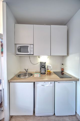 Studio in Cannes - Vacation, holiday rental ad # 48273 Picture #1