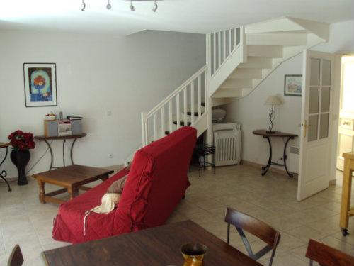 Maison 6 personnes Ste Maxime - location vacances  n°48294