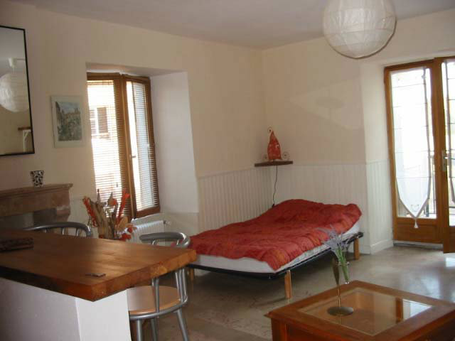 Studio Semur En Auxois - 3 people - holiday home  #48301