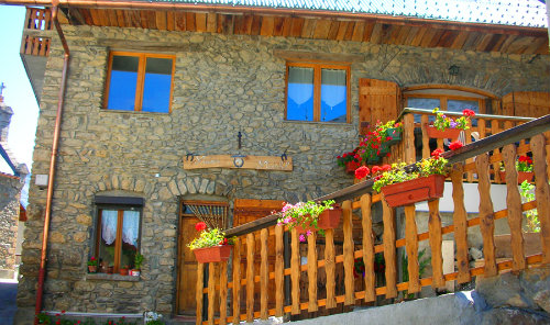 House in Les 2 alpes for rent for  11 people - rental ad #48302
