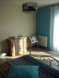 Bed and Breakfast St-nicolas De La Grave (oceanne) - 3 personen - Vakantiewoning  no 48319