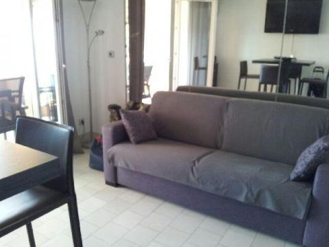 Appartement Cannes La Bocca - 4 personnes - location vacances  n°48327