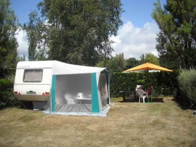 Caravane 3 personnes Fouesnant - location vacances  n°48339
