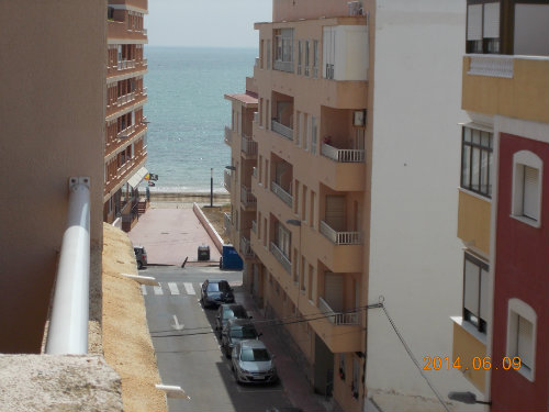 Flat in Torrevieja - La Mata - Vacation, holiday rental ad # 48354 Picture #1
