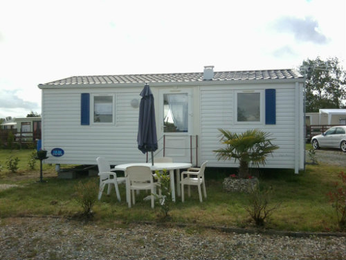 Mobil-home Beaugeay - 6 personnes - location vacances  n°48365
