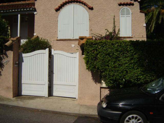 Maison à Nice pour  5 •   avec terrasse   n°48400