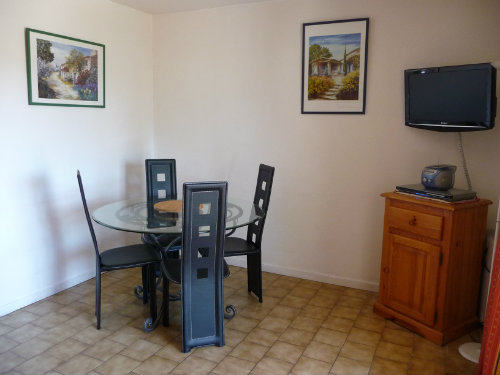 Flat 5 people Les Sablettes - holiday home  #48417