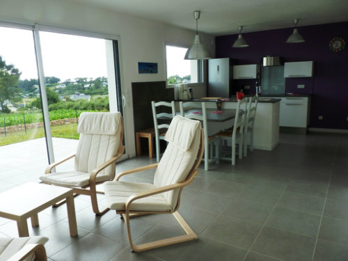 House in TELGRUC SUR MER - Vacation, holiday rental ad # 48421 Picture #12