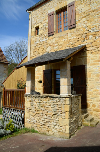 Gite in Calviac-en-perigord for rent for  3 people - rental ad #48430
