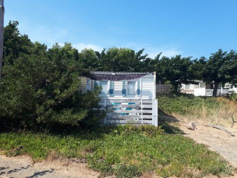 Mobile home Cerbère - 4 people - holiday home  #48447