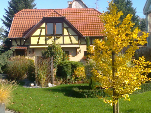 House in OSTHEIM - Vacation, holiday rental ad # 48454 Picture #1
