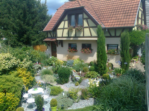 House in OSTHEIM - Vacation, holiday rental ad # 48454 Picture #0