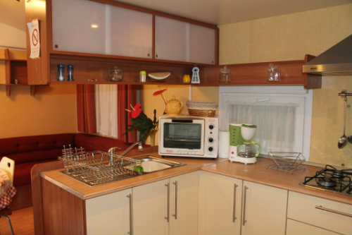 Mobile home in LOUGRATTE - Vacation, holiday rental ad # 48461 Picture #2