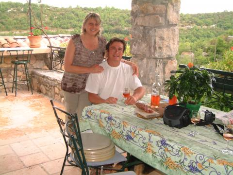 Gite Berrias Et Casteljau - 4 Personen - Ferienwohnung N°48466
