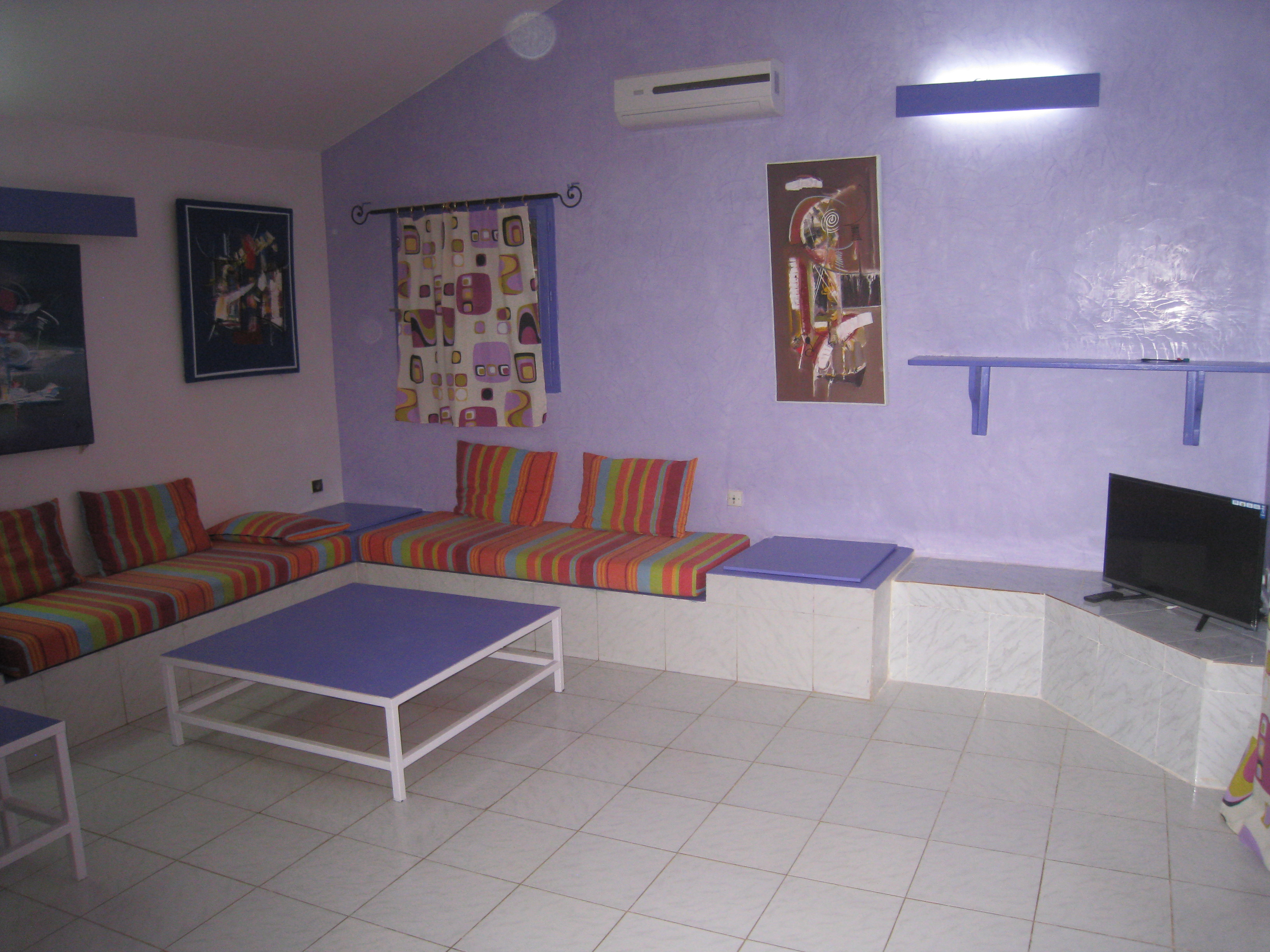 Saly -    2 chambres