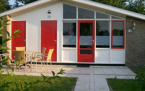 House Andijk - 5 people - holiday home  #48549
