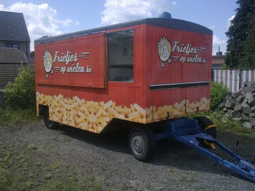 Caravane à Olen pour  3  n°48577