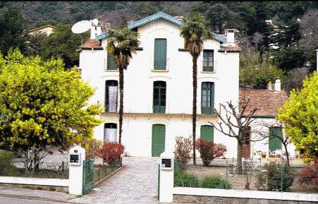Maison Amelie Les Bains - 2 personnes - location vacances  n°48590