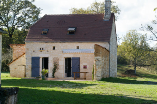 Gite Lachapelle-auzac - 4 people - holiday home  #49501