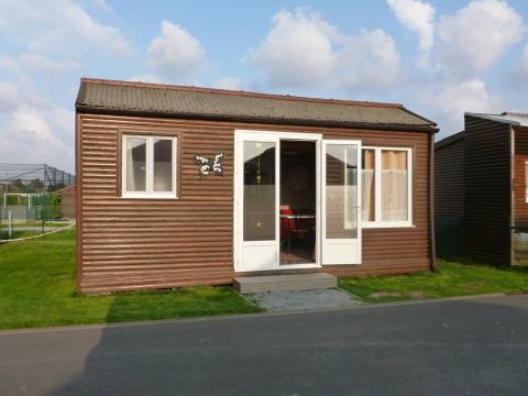 Chalet 6 personnes Middelkerke - location vacances  n°49509