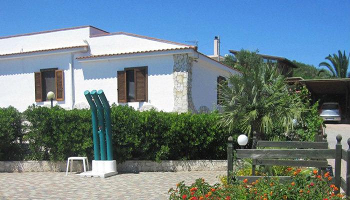 Haus Vieste - 10 Personen - Ferienwohnung N°49556