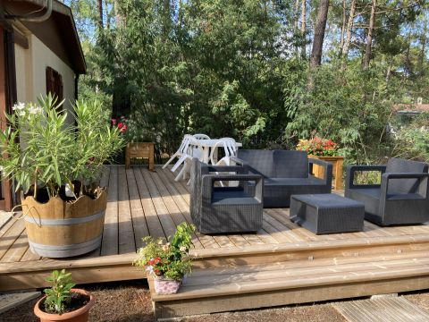 Chalet in GRAYAN ET L'HOPITAL - Vacation, holiday rental ad # 49567 Picture #11