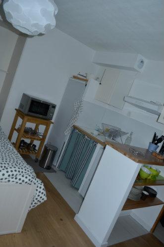Appartement à Quint fonsegrives pour  2 •   1 salle de bains