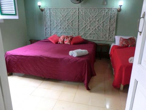 Chambre d'hôtes Habana - 14 personnes - location vacances  n°49629