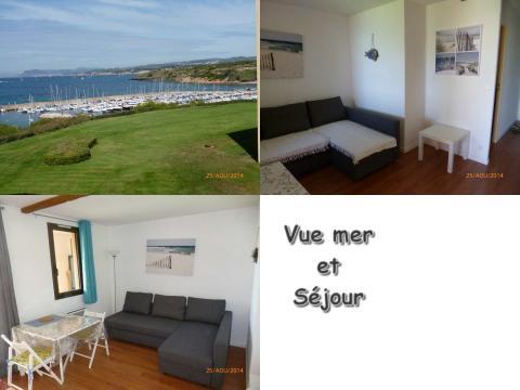 Appartement Six-fours-les-plages - 4 personnes - location vacances  n�49649
