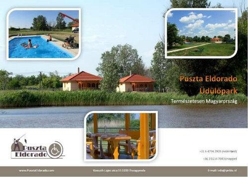 Maison Tiszagyenda - 5 personnes - location vacances  n°49754