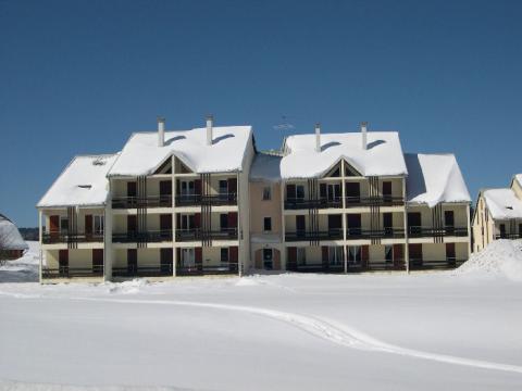 Appartement Prémanon - 4 personnes - location vacances  n°49783