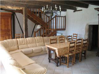 House in rouffignac st cernin - Vacation, holiday rental ad # 49784 Picture #4