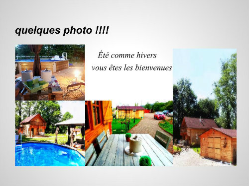 Chalet Gissey Le Vieil  - holiday home  #49805