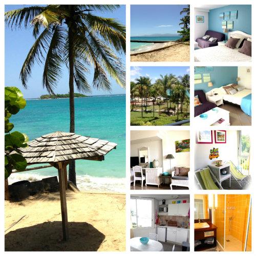 Appartement Gosier - 4 personnes - location vacances  n°49811